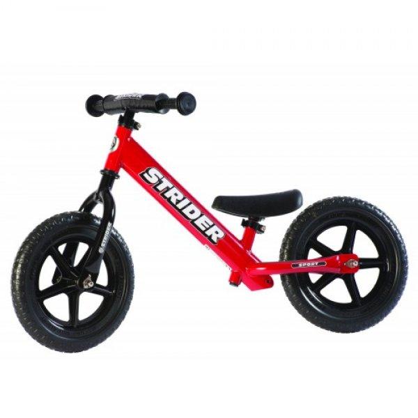 Strider Παιδικό Ποδήλατο Ισορροπίας Red ST-S4RD