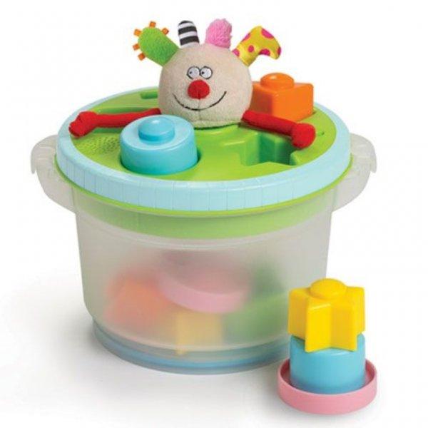 Taf toys παιχνίδι δραστηριοτήτων kooky musical sorter
