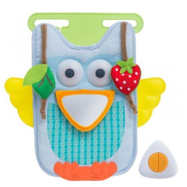 Taf toys παιχνίδι για το αυτοκίνητο Musical Owl