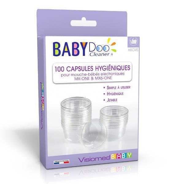 Ανταλλακτικά Ποτηράκια BabyDoo Cups συλλογής βλέννας 100 cups