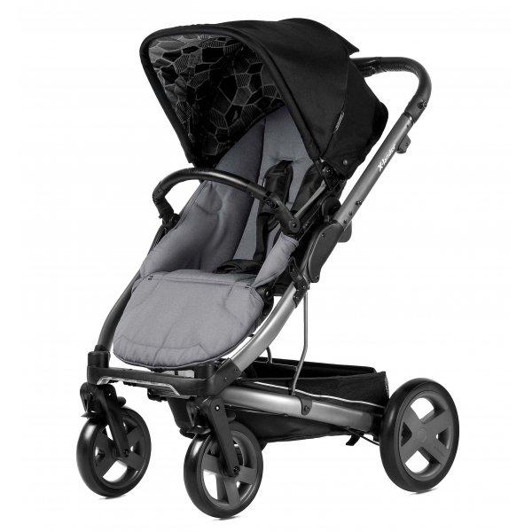 X-Lander X-Cite Stroller παιδικό καρότσι carbon black